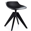 MDF Italia – Flow Stool VN 4-legged Steel Base by Jean-Marie Massaud