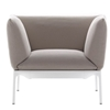 MDF Italia – Yale Armchair by J. M. Massaud