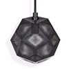 Etch Pendant Mini Black
