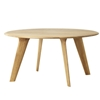 Lange Production - Wing Table Ø150 - 4 Legs by Christian Haack Ketelsen