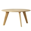 Lange Production - Wing Table Ø135 - 3 Legs by Christian Haack Ketelsen