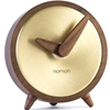 Nomon - Atomo Table Clock Gold