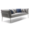 MDF Italia – Yale in Down Sofa 3 Seater Extra - Deep by J. M. Massaud