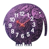 Vitra - Elihu The Elephant Wall Clock by George Nelson
