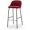 Viccarbe - Aleta Bar Stool Low-back by Jaime Hayon
