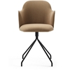 Viccarbe - Aleta Chair Armrests Swivel Base by Jaime Hayon