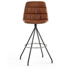 Viccarbe - Maarten Swivel Bar Stool by Victor Carrasco