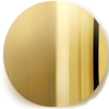 Mater - Imago Mirror Object Brass by PEDERJESSEN